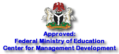 Federal Ministry of Education center for Management Development